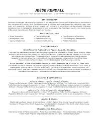 Resume For Police Officer Loss Prevention Officer Loss Prevention Officer Resume Retired