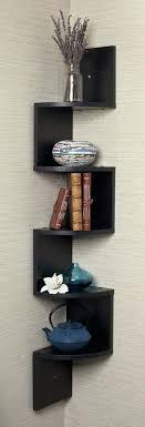 corner office shelf. Corner Office Shelf Zig Zag Wall Clever Design Bookshelf K