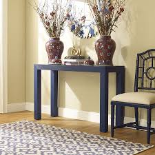 blue console table. Parsons Blue Contemporary Console Table; Table Room U