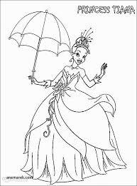 Luxury Tiana Wedding Coloring Pages Xpireme