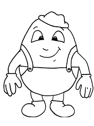 coloring pages page images free humpty dumpty colouring