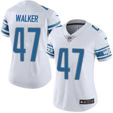 Untouchable Jersey Jersey' Cheap Walker Vapor Rush Tracy Women's Color Lions bdedbebd Trailing 13-10 At The Half
