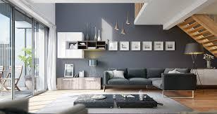 Idee Deco Salon Contemporain