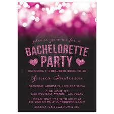 Pink Party Invites - Kleo.beachfix.co