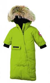 ... Canada Goose Baby Snow Bunting GreenTea,canada goose clearance  toronto,Outlet on Sale ...