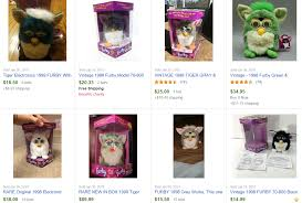 Furby Sales Chart How Much Is A Furby Worth On Ebay The Family Pickers