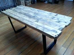 pottery barn bench style office desk rustic. Dining Table Distressed Wood Office Desk Reclaimed And Room Pottery Barn Bench Style Rustic