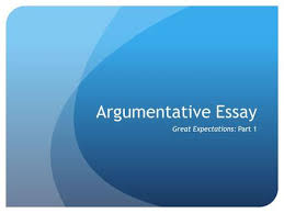 activity c analyzing an outline p ppt  argumentative essay great expectations part 1 do now can you list the five