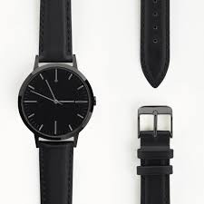 fte4007 all black gun metal black leather mini st wristwatch mens 40mm womens watch fte dom to exist 6 2000x jpg v 1494743038 fte4007 40mm all black gun metal men s women s unbranded mini st watch