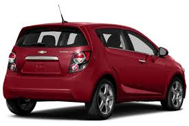 2015 Chevrolet Sonic Overview | Cars.com