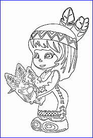 Native American Coloring Pages Pdf Best Native American Thanksgiving