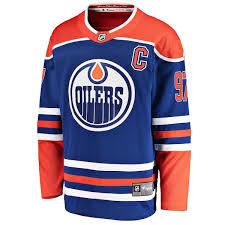 Connor Jersey Mcdavid Edmonton Oilers