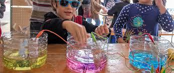 Proyecto De Ciencias Ciencia Canaria El Genuino Color De La Ciencia Que Se