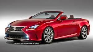 new rc car releases2015 Lexus RC Convertible Release Date  New Car Release Date