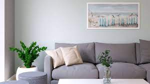 color to paint walls with gray couch