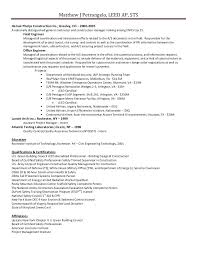 general contractor resume. Electrical Contractor Resume Resume and Cover Letter Resume and