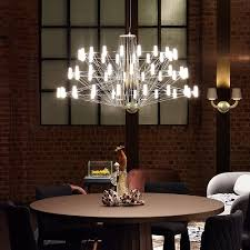 we ve already featured this chandelier but we love it so much we re showing it off again the coppélia design is a new interpretation of a classic