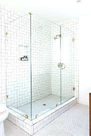 showers shower solutions for small spaces peoples home improvement bowling green bamboo bathroom space neighbor