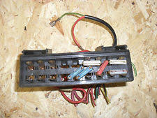porsche 944 car electrical relays porsche 924 944 1975 1989 auxillary fuse box 477937511 477 937 511