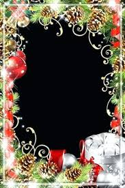 Christmas Photo Frames Templates Free Holiday Frames Collection Of Winter Holiday Frames For