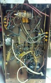 crosley fiver model a radio mohawk radio limited toronto