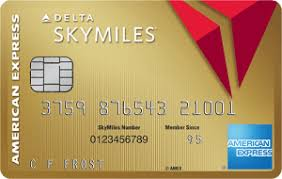 Delta Skymiles Benefits Chart Gold Delta Skymiles Credit Card From American Express