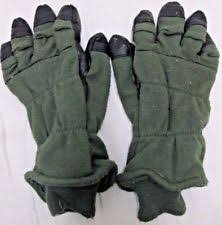 intermediate cold weather flyers glove nomex air force cold weather flyers gloves 9 hau 15 p ebay