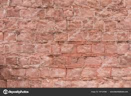 old red brick wall texture background close vintage stone wall stock photo