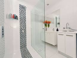 10mm clear toughened frameless shower screen fixed panel