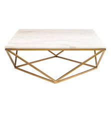 ... Coffee Tables, Terrific White Square Modern Marble Coffee Tables  Designs To Decorating Living Room Furniture ...