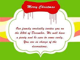 Neighborhood Christmas Party Invitation Wording Neighborhood Party