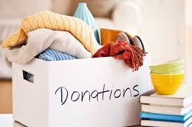 these organizations will pick up your donations