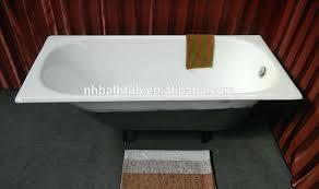tasty sizes of bathtubs custom