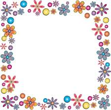 Small Picture Free Flower Border Clip Art Pictures Clipartix