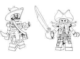 Coloriage Pirate Des Caraibes Jack Et Le Pirate L