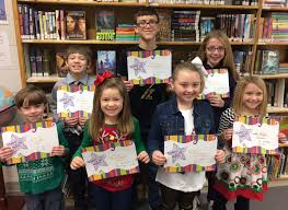 Allendale December Students of the Month