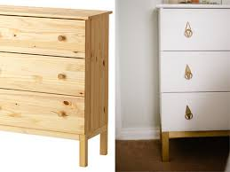 Ikea Tarva Dresser Hack  Momtastic