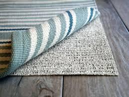 premium rug pad 8x10 pads natures grip laminate feature large ultra premium non slip rug pad home felted