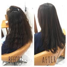 縮毛矯正髪質改善湿気の時期扱いが上手にいかなくてでも