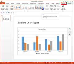 Design For Powerpoint 2013 Chart Styles In Powerpoint 2013 For Windows
