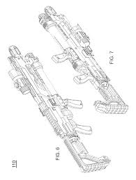 US08726894 20140520 D00010 patent us8726894 rapid fire air powered toy gun and pliable on us air force bullet backgroun paper template download