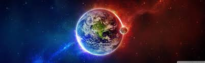Earth Dual Wallpapers - Top Free Earth ...