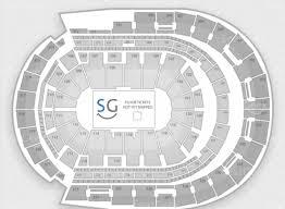 Garth Brooks Bridgestone Arena Seating Chart 49 Bright Bridgestone Seating Chart With Rows