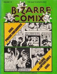 Comic serials in bondage