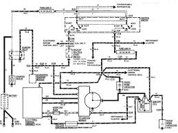 I need from the ignition switch to starter wire diagram for a within ford wiring