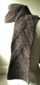 Free Knitting Patterns For Scarves Impressive Cozy Scarf Knitting Patterns In The Loop Knitting