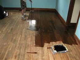 how to properly refinish floors