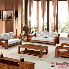 teak wood classic sofa set