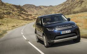 Land Rover Discovery 4 Colour Chart The Clarkson Review 2017 Land Rover Discovery