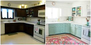 Kitchen:Landscape Kitchen Makeover Renovation Update Ideas Inspiration  Before After kitchen remodels ideas